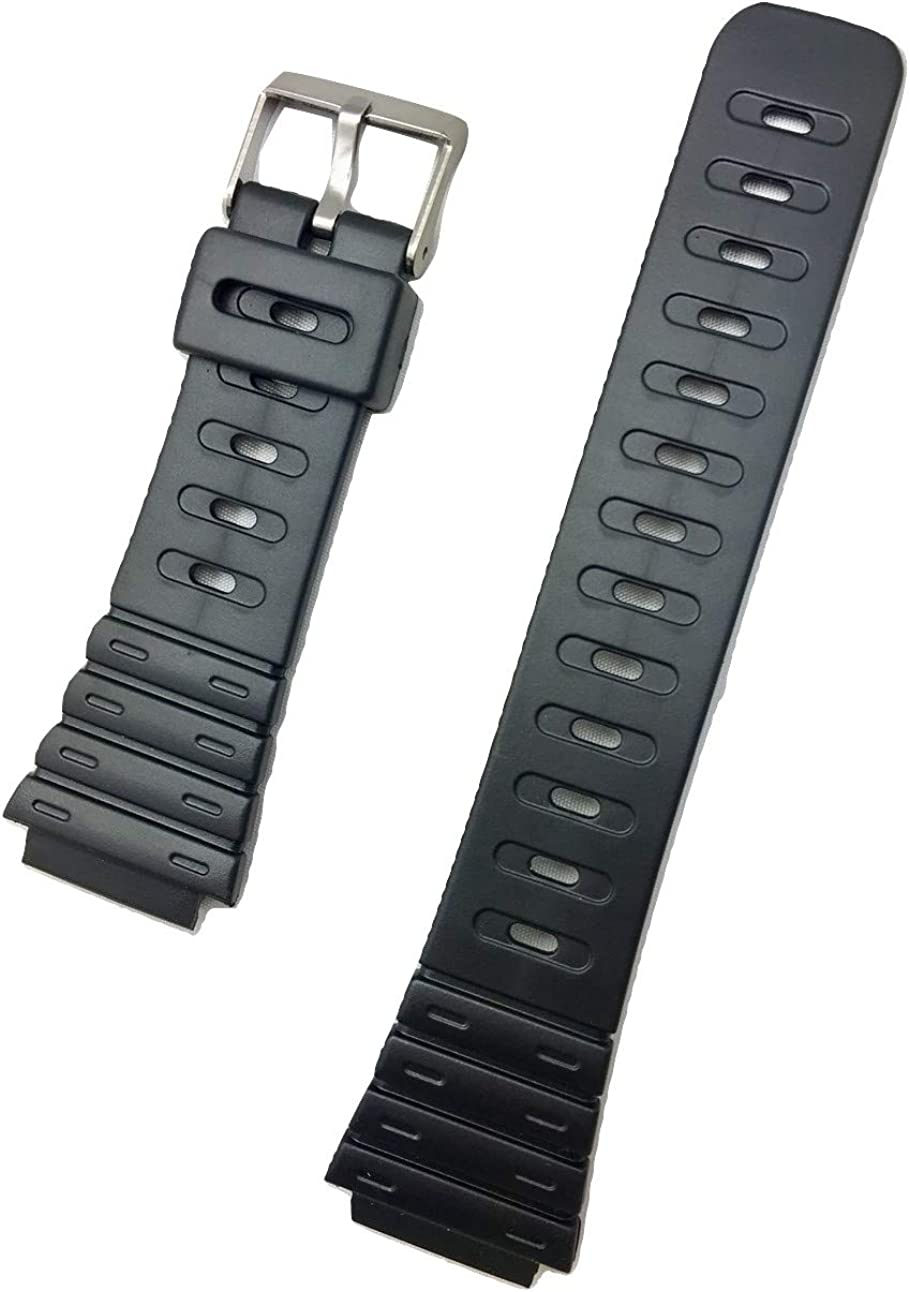 20mm Black Rubber Watch Band - Manufacturer direct delivery Mater Durable PVC Bombing free shipping Comfortable and