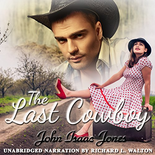 The Last Cowboy audiobook cover art