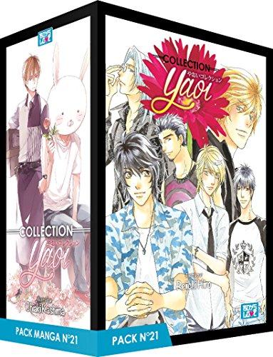 Pack Boy's Love - Partie 21 - 5 Mangas (Livres) - Yaoi