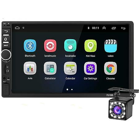 Autoradio 2 Din Android Auto Radio Gps Elektronik