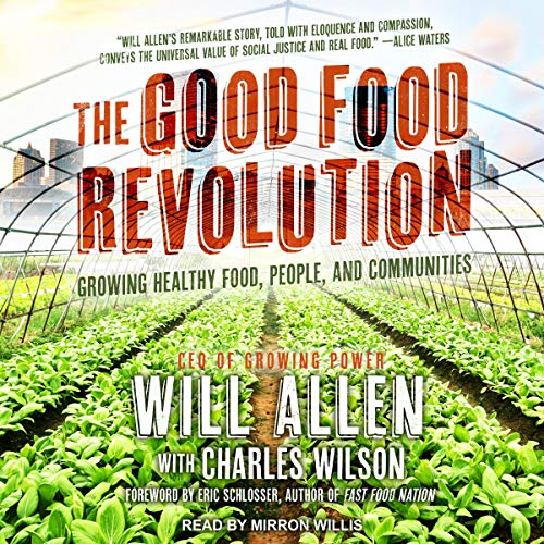 The Good Food Revolution audiobook cover art