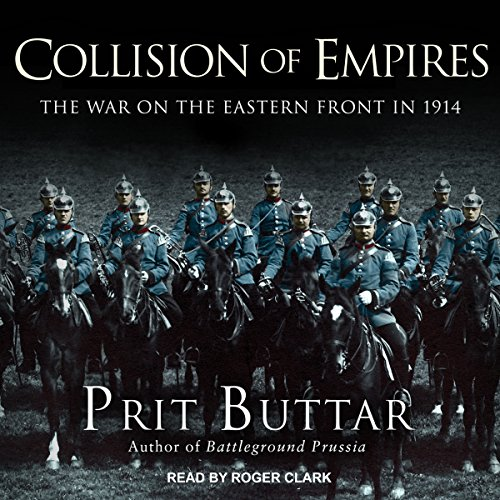 Collision of Empires audiobook cover art
