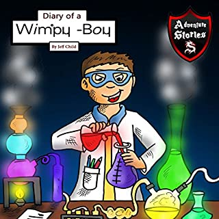 Diary of a Wimpy Boy cover art
