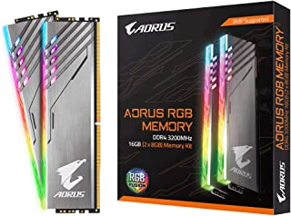 Gigabyte Technology AR32C16S8K2HU416R módulo de - Memoria (16 GB, 2 x 8 GB, DDR4, 3200 MHz, 288-pin DiMM)