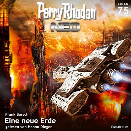 Eine neue Erde (Perry Rhodan NEO 75) Titelbild