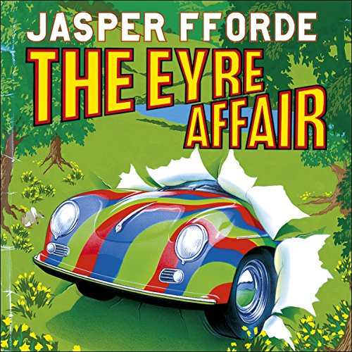 The Eyre Affair cover art