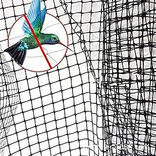 スポンサー広告 - I3C 防鳥ネット 鳥よけネット 黒 網目2cm 結束バンド20個付き 2.1*10M