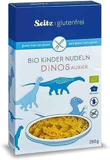 Alb-Gold Sietz Organic Gluten Free Kids Pasta Dinos, 250g