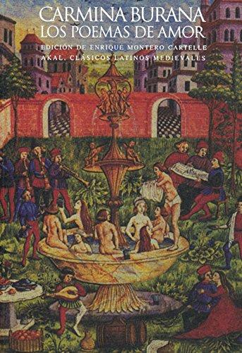 Carmina Burana: 9 (Clásicos latinos medievales y renacentistas)