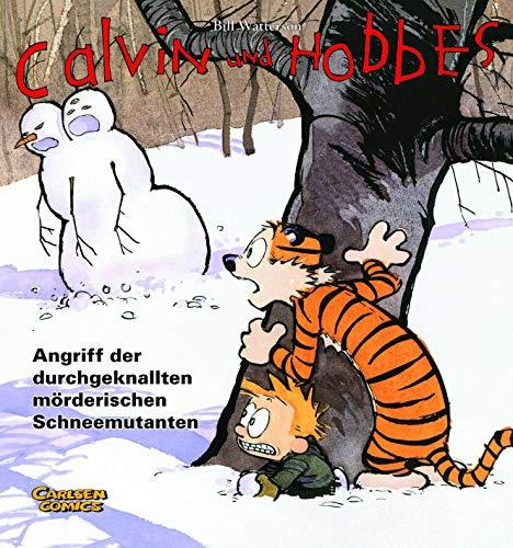 Calvin und Hobbes 7: Angriff der durchgeknallten mörderischen Schneemutanten (7)