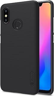 Nillkin Funda Xiaomi Mi 8, PC Estuche rígido Ultrafino Funda Protectora Antideslizante/Antidesgaste - Protección Completa ...