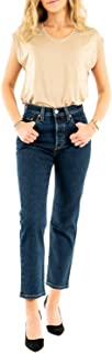 Levi's 501 Crop Jeans para Mujer