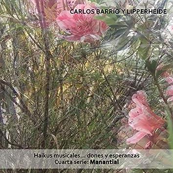 Haikus Musicales Dones y Esperanzas, Cuarta Serie: Manantial