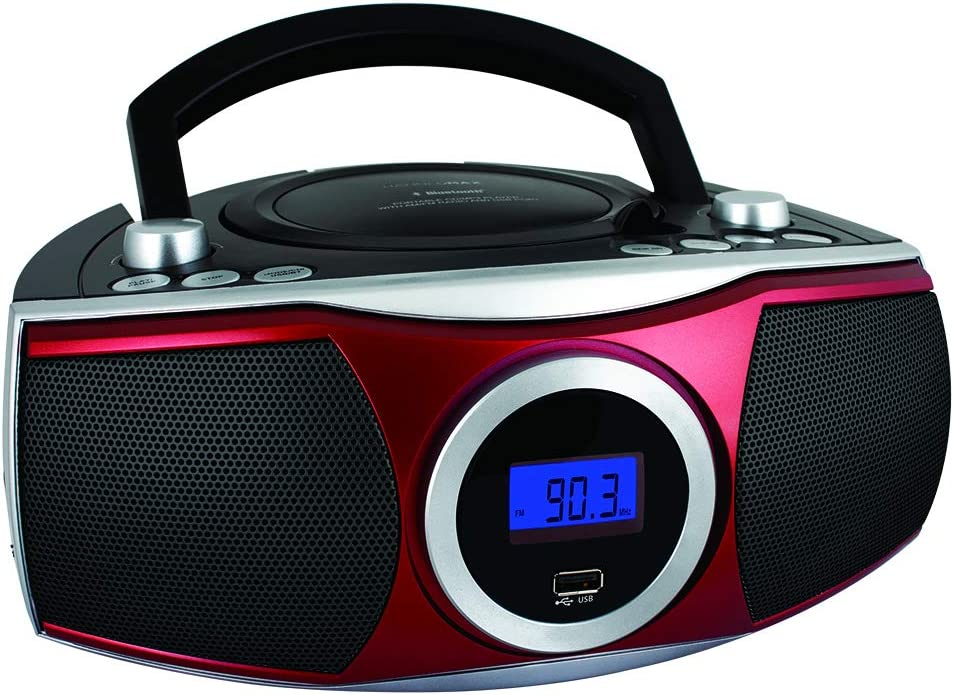 HANNLOMAX HX-315CD Portable CD MP3 Radio AM Sale item Boombox Surprise price Digital FM