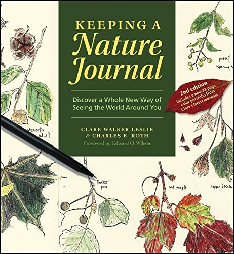 Image OfKeeping A Nature Journal: Discover A Whole New Way Of Seeing The World Around You