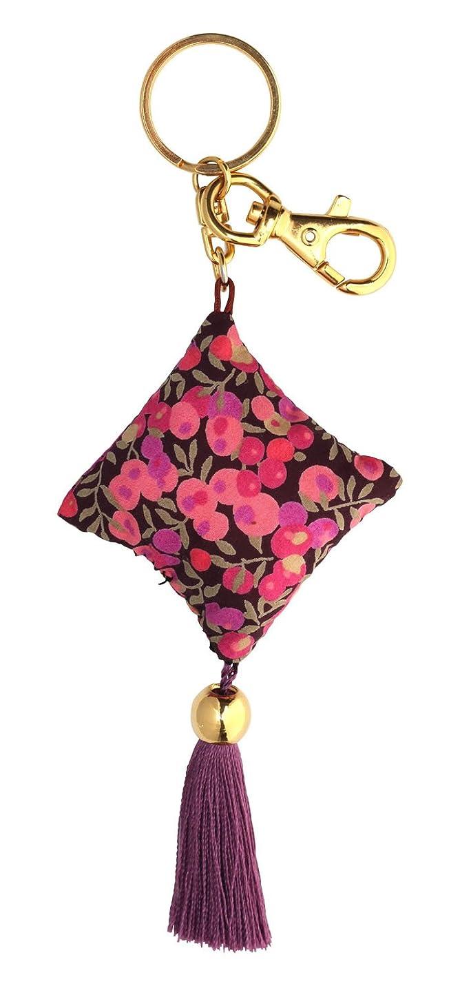 大宇宙ロードされた同情perfume Drops キーリング ウィルトシャー ピンク