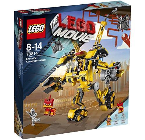 Lego The Movie - El Constructor mecánico de Emmet (70814)