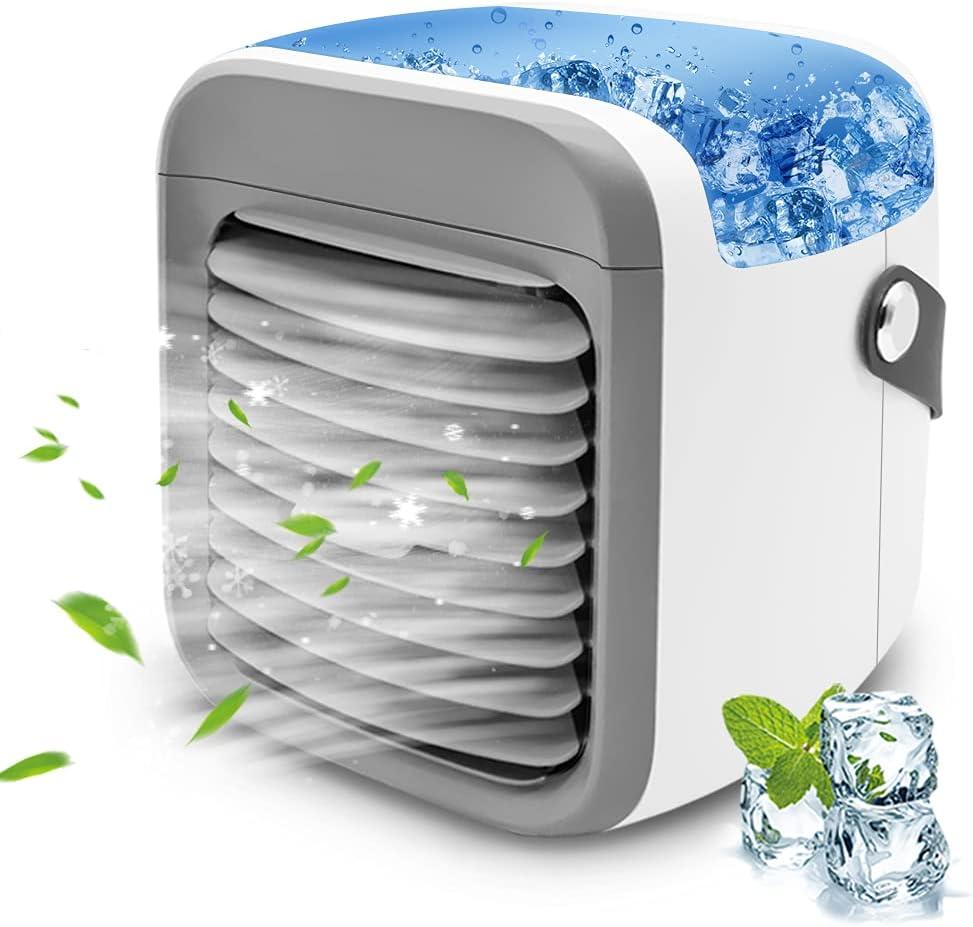 Portable Air Conditioner HLTJAN C Store Evaporative Rechargeable [Alternative dealer]