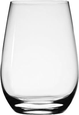 Stolzle Stemless Red Wine Glasses, 22.25 oz (Set of 6)