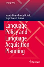 Best language policy and language acquisition planning Reviews