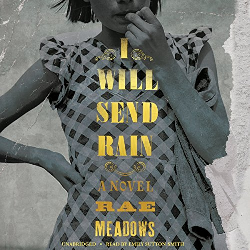 I Will Send Rain audiobook cover art