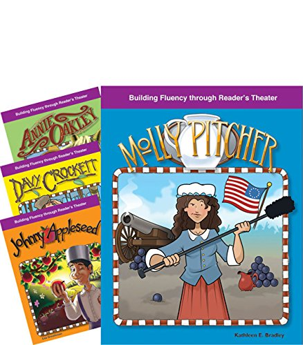American Legends - 4 Titles (Reader's Theater) (Teacher Created Materials Library)
