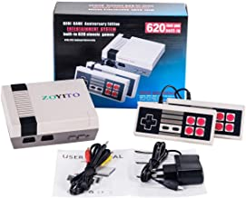 Classic Game Consoles Mini Retro Game Consoles Built in 160 Games Video Games Handheld Game Player AV Output 8-Bit Bring you happy childhood memories