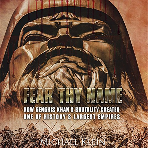 Fear Thy Name audiobook cover art