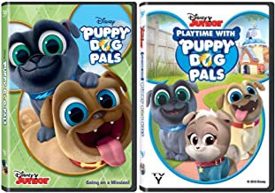 Puppy Dog Pals Collection: Going On A Mission + Playtime - TV Episodes + Bonus Features!