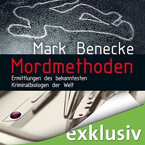 Mordmethoden audiobook cover art