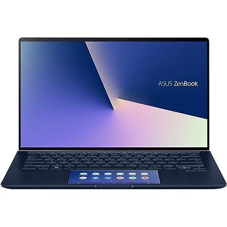 """ASUS ZenBook 14 UX434FAC-A5188T - Portátil de 14"""" FullHD (Intel Core i7-10510U, 16GB RAM, 512GB SSD, Intel Graphics, Windows 10 Home) Azul Real - Teclado QWERTY Español"""