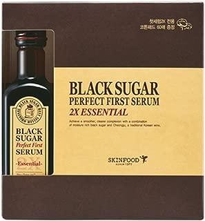 black sugar serum