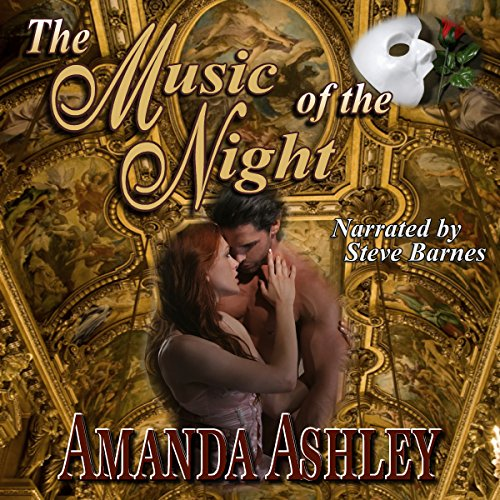 The Music of the Night audiobook cover art