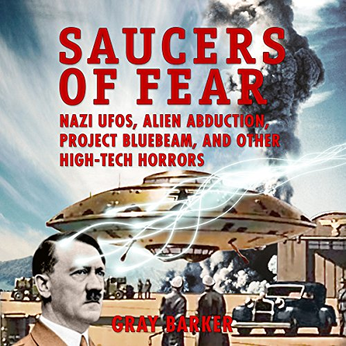 Saucers of Fear cover art