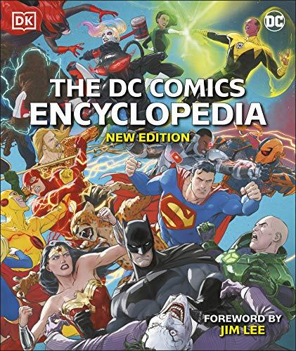 Compare Textbook Prices for The DC Comics Encyclopedia New Edition  ISBN 9780241439531 by Manning, Matthew K.,Wiacek, Stephen,Scott, Melanie,Jones, Nick,Walker, Landry Q.