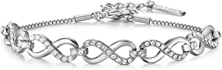 Mestige Women Bracelet MSBR3515 with Swarovski Crystals