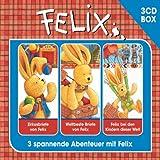 Felix - 3-CD Hörspielbox Vol. 2