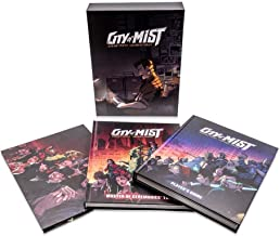 Core Premium Set - City of Mist Role-Playing Game