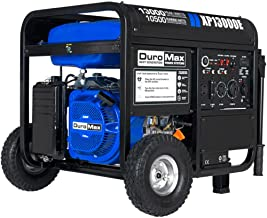 Duromax XP13000E, 13000 Watt Gasoline Fuel Electric Start, Portable Generator