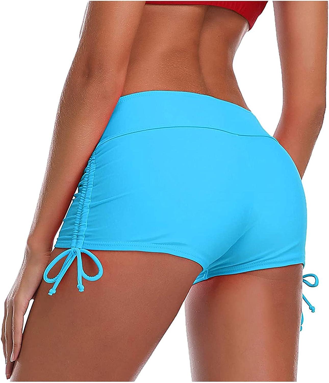 FeiFei66 Women's Swimwear Bottom Swim Beach Under blast sales Boardshorts Pant Bik Baltimore Mall