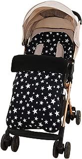 Baby Kid Sleeping Bag Newborn Baby Swaddle Star Blanket Infant Toddler Thick Warm Waddle Wrap Sleep Sack Crib Stroller Wrap for 0-12 Month besbomig