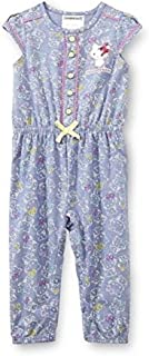 SANRIO Charmmy Kitty Toddler Girl's Chambray Romper