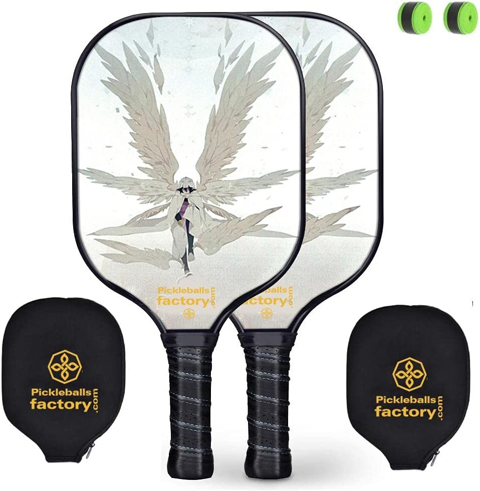 Pickleball Max 56% OFF Paddles Rackets Wing Pickle R Ball Direct store Angel