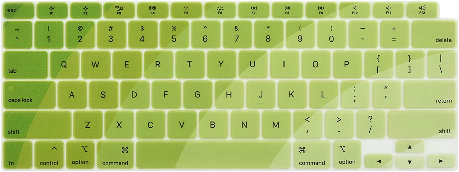 Reservation CaSZLUTION Silicone Keyboard Cover Skin New with Latest item 2020 Compatible