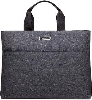 Fanspack Mens Briefcase Laptop Briefcase Casual Top Handle Business Handbag