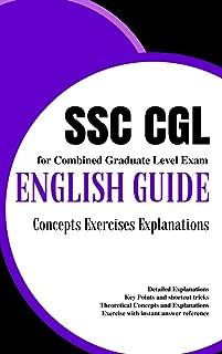 SSC CGL English Manual [Concepts : Mocktime Publication