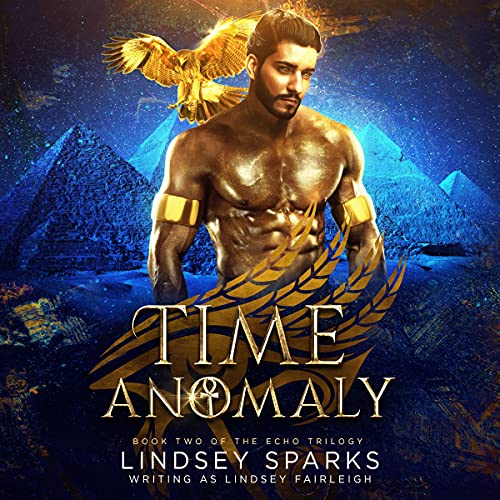 Time Anomaly: A Time Travel Romance cover art