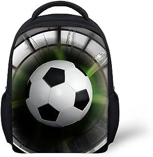 2018 World Soccer Print Toddler Backpack Small Daypack Football Boys Girls
