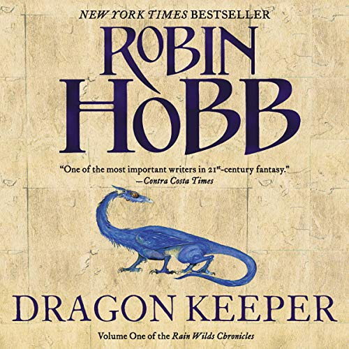 Dragon Keeper Audiobook By Robin Hobb cover art