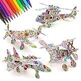 6-12 Años Niños Niñas Juguete, Regalos Cumpleaños Niña Niño 9 10 11 12 Años DIY Art...